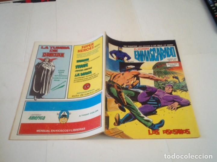 Cómics: EL HOMBRE ENMASCARADO - VERTICE - VOLUMEN 2 - COMPLETA - 43 NUMEROS - BUEN ESTADO - GORBAUD - Foto 13 - 212350566