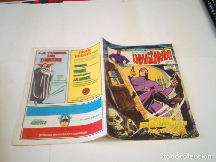 Cómics: EL HOMBRE ENMASCARADO - VERTICE - VOLUMEN 2 - COMPLETA - 43 NUMEROS - BUEN ESTADO - GORBAUD - Foto 14 - 212350566