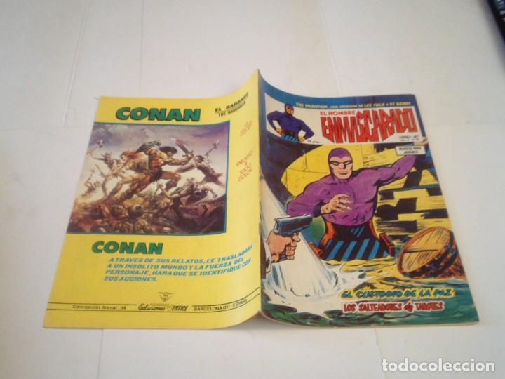 Cómics: EL HOMBRE ENMASCARADO - VERTICE - VOLUMEN 2 - COMPLETA - 43 NUMEROS - BUEN ESTADO - GORBAUD - Foto 15 - 212350566
