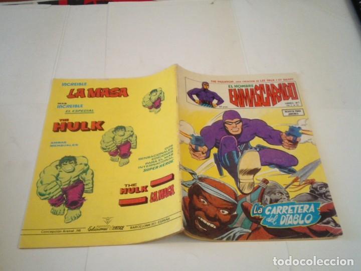 Cómics: EL HOMBRE ENMASCARADO - VERTICE - VOLUMEN 2 - COMPLETA - 43 NUMEROS - BUEN ESTADO - GORBAUD - Foto 17 - 212350566