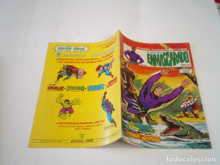 Cómics: EL HOMBRE ENMASCARADO - VERTICE - VOLUMEN 2 - COMPLETA - 43 NUMEROS - BUEN ESTADO - GORBAUD - Foto 23 - 212350566
