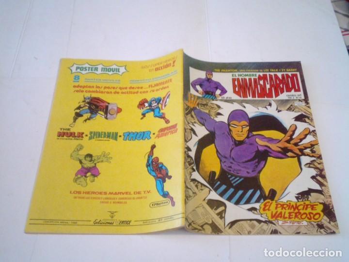 Cómics: EL HOMBRE ENMASCARADO - VERTICE - VOLUMEN 2 - COMPLETA - 43 NUMEROS - BUEN ESTADO - GORBAUD - Foto 24 - 212350566