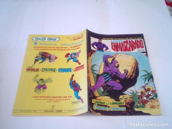 Cómics: EL HOMBRE ENMASCARADO - VERTICE - VOLUMEN 2 - COMPLETA - 43 NUMEROS - BUEN ESTADO - GORBAUD - Foto 25 - 212350566