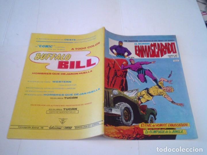 Cómics: EL HOMBRE ENMASCARADO - VERTICE - VOLUMEN 2 - COMPLETA - 43 NUMEROS - BUEN ESTADO - GORBAUD - Foto 28 - 212350566