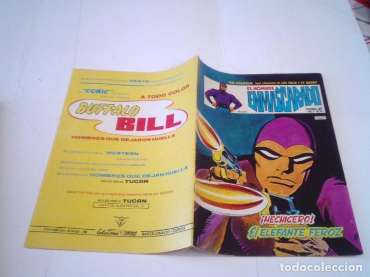 Cómics: EL HOMBRE ENMASCARADO - VERTICE - VOLUMEN 2 - COMPLETA - 43 NUMEROS - BUEN ESTADO - GORBAUD - Foto 29 - 212350566