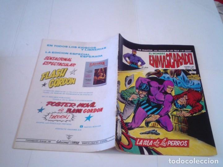 Cómics: EL HOMBRE ENMASCARADO - VERTICE - VOLUMEN 2 - COMPLETA - 43 NUMEROS - BUEN ESTADO - GORBAUD - Foto 31 - 212350566