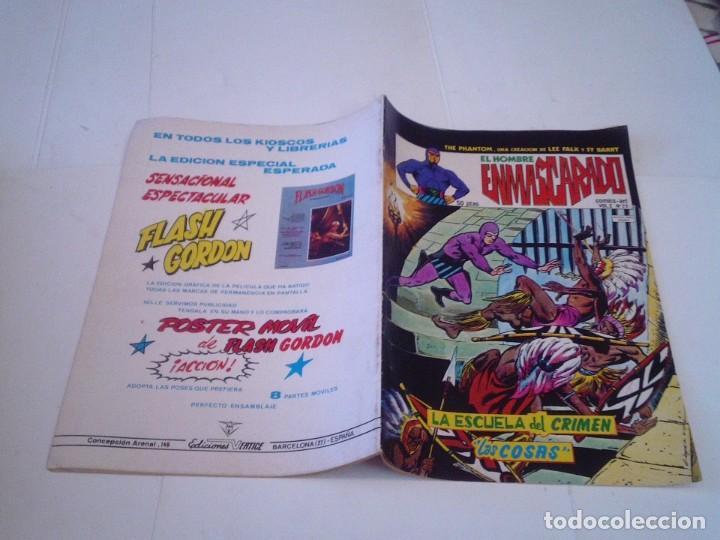 Cómics: EL HOMBRE ENMASCARADO - VERTICE - VOLUMEN 2 - COMPLETA - 43 NUMEROS - BUEN ESTADO - GORBAUD - Foto 33 - 212350566