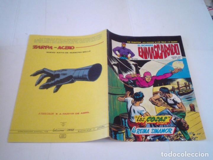 Cómics: EL HOMBRE ENMASCARADO - VERTICE - VOLUMEN 2 - COMPLETA - 43 NUMEROS - BUEN ESTADO - GORBAUD - Foto 34 - 212350566