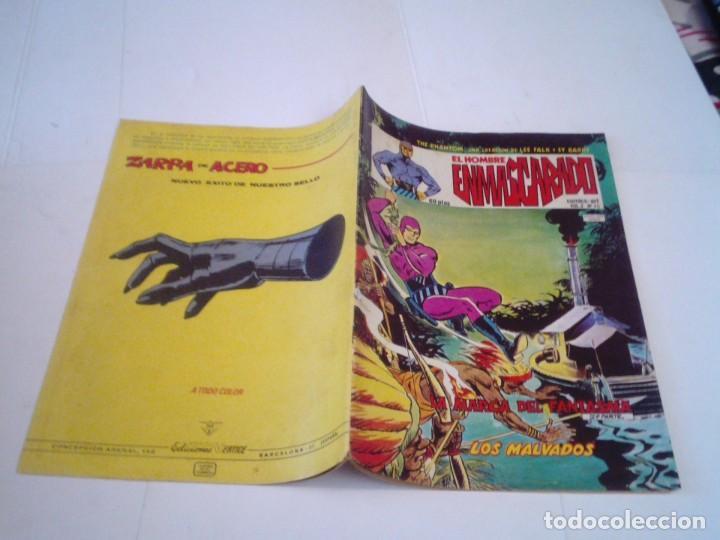 Cómics: EL HOMBRE ENMASCARADO - VERTICE - VOLUMEN 2 - COMPLETA - 43 NUMEROS - BUEN ESTADO - GORBAUD - Foto 40 - 212350566