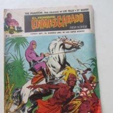 Cómics: EL HOMBRE ENMASCARADO VOL I Nº 31: LA DIOSA BLANCA / LA INVASION JAPONESA EDICIONES VERTICE. CX60. Lote 212372071