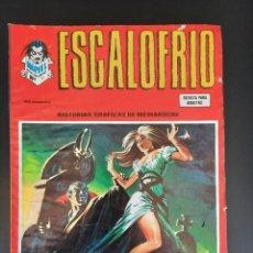 Comics: ESCALOFRIO (1973, VERTICE) 51 · VII-1976 · PAUL BUTTER WORTH... O LA NOCHE ARRIESGADA. Lote 212406936