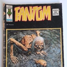 Comics: FANTOM (1974, VERTICE) -V.2- 5 · 15-I-1975 · DRÁCULA EN SOMBRAS EN LA NOCHE Y UNA NOCHE PARA LA VIDA. Lote 212411158