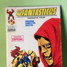 Comics : LOS 4 FANTÁSTICOS 9 COMICS EDICIONES VERTICE 1970 DIFICIL. Lote 212464991