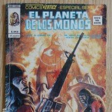 Comics: EL PLANETA DE LOS MONOS V.2 Nº29 COMICS VÉRTICE MUNDI COMICS 1979 CARRERA DE VIENTOS DE MUERTE 29. Lote 212479426