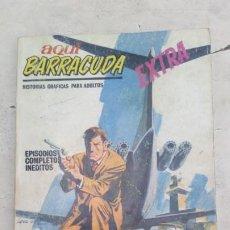 Cómics: AQUÍ BARRACUDA Nº9 VERTICE EL MÁS DIFÍCIL. Lote 212631537