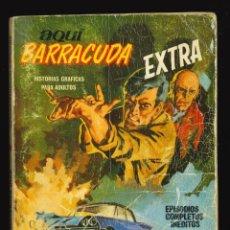 Cómics: AQUÍ BARRACUDA - EDICIONES VÉRTICE / NÚMERO 1. Lote 212687426