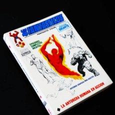 Comics : DE KIOSCO LOS 4 FANTASTICOS 2 EDICION GIGANTE TOMO VERTICE TACO. Lote 212979703