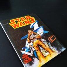 Cómics: EXCELENTE ESTADO STAR WARS 1 AL 5 RETAPADO SURCO VERTICE. Lote 213058586