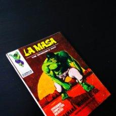 Cómics: CASI EXCELENTE ESTADO LA MASA 23 VERTICE TACO. Lote 213068845