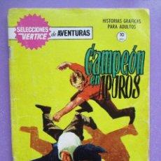 Comics : SELECCIONES VERTICE N 15 VERTICE GRAPA ¡¡¡ BUEN ESTADO Y MUY DIFICIL !!!. Lote 213111688