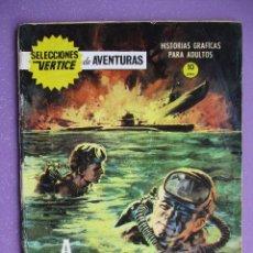 Comics : SELECCIONES VERTICE N 17 VERTICE GRAPA ¡¡¡ BUEN ESTADO Y DIFICIL !!!. Lote 213111882