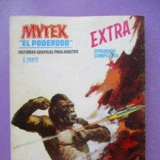 Cómics: MYTEK Nº 2 VERTICE TACO ¡¡¡ MUY BUEN ESTADO !!!. Lote 213113102