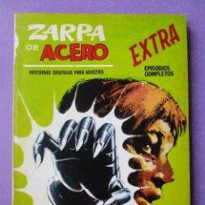 Comics : ZARPA DE ACERO Nº 3 VERTICE TACO ¡¡¡ BUEN ESTADO !!!. Lote 213113433