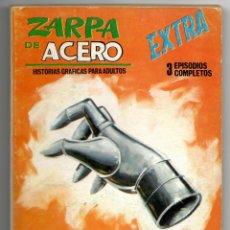 Cómics: ZARPA DE ACERO Nº 1 EDICIONES VERTICE. Lote 213190877