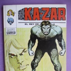Cómics: KA ZAR Nº 3 VERTICE TACO ¡¡¡ MUY BUEN ESTADO !!!. Lote 213195836