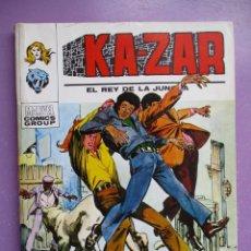 Cómics: KA ZAR Nº 5 VERTICE TACO ¡¡¡ BUEN ESTADO !!!. Lote 213196313