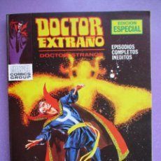 Cómics: DOCTOR EXTRAÑO Nº 5 VERTICE TACO ¡¡¡ EXCELENTE ESTADO Y DIFICIL !!!. Lote 213279388