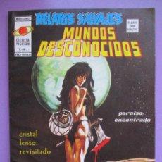 Cómics: RELATOS SALVAJES Nº 27 VERTICE ¡¡¡ MUY BUEN ESTADO !!!. Lote 213281952