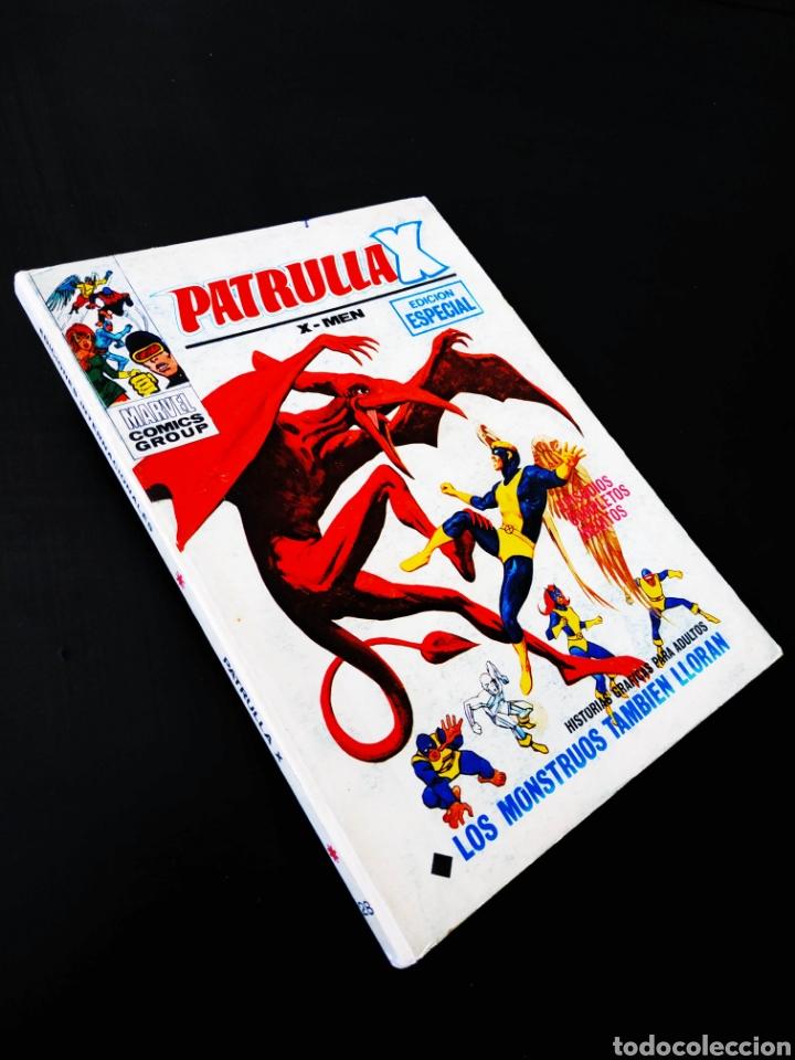 CASI EXCELENTE ESTADO PATRULLA X 28 VERTICE TACO (Tebeos y Comics - Vértice - Patrulla X)