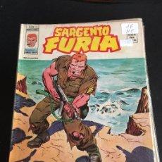 Cómics: VERTICE SARGENTO FURIA NUMERO 16 NORMAL ESTADO. Lote 213327493