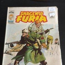 Cómics: VERTICE SARGENTO FURIA NUMERO 10 NORMAL ESTADO. Lote 213327513