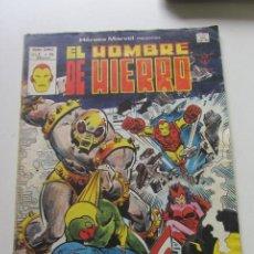 Cómics: HEROES MARVEL - EL HOMBRE DE HIERRO - V.2 Nº 65 VERTICE MUCHOS MAS A LA VENTA, MIRA TUS FALTAS SD03. Lote 213333673