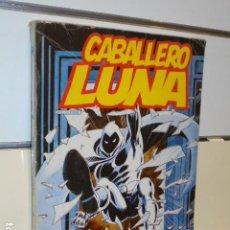 Cómics: REVTAPADO CABALLERO LUNA Nº 1 RECOGE LOS Nº 1-2-3-4 Y 5 DE LA COLECCION - MUNDI COMICS VERTICE. Lote 213351043