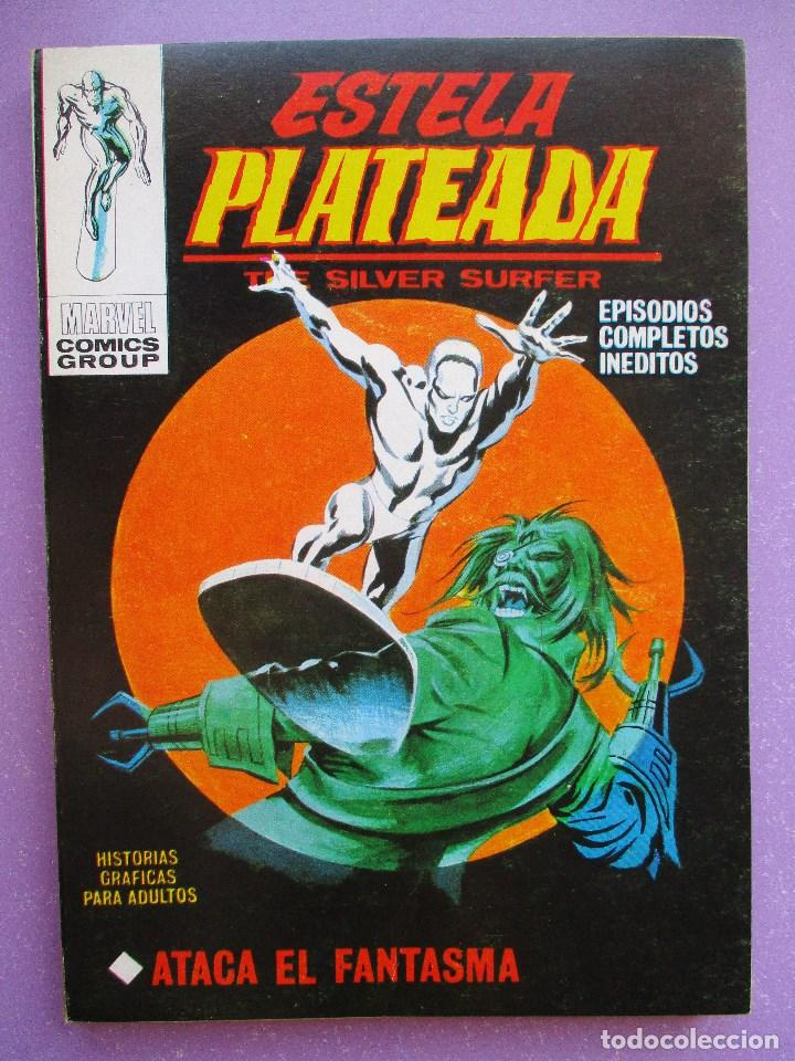 ESTELA PLATEADA Nº 8 VERTICE TACO ¡¡¡ MUY BUEN ESTADO !!! (Tebeos y Comics - Vértice - V.1)