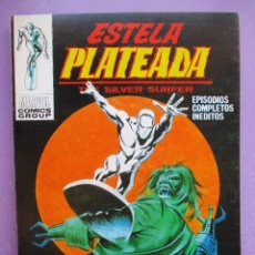 Cómics: ESTELA PLATEADA Nº 8 VERTICE TACO ¡¡¡ MUY BUEN ESTADO !!!. Lote 213356946