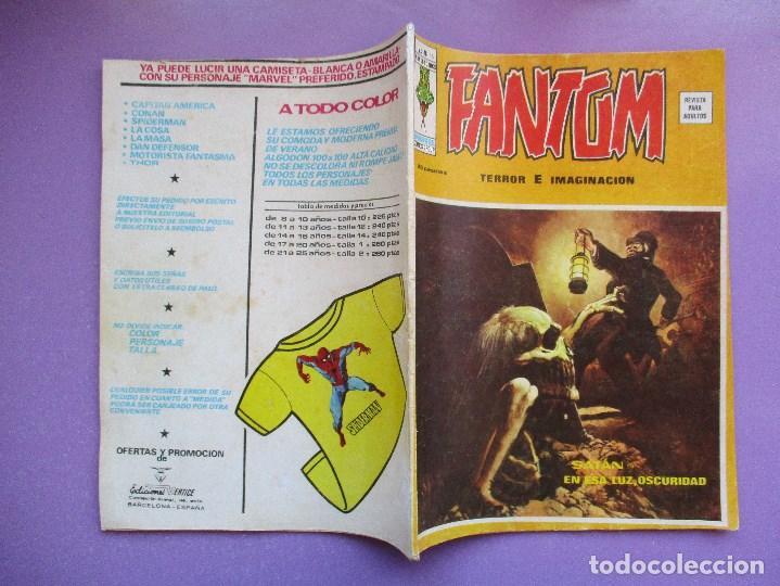 Cómics: FANTOM Nº 16 VERTICE VOLUMEN 2 ¡¡¡ BUEN ESTADO !!! - Foto 3 - 213357600