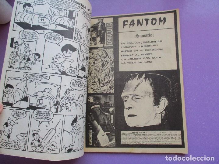 Cómics: FANTOM Nº 16 VERTICE VOLUMEN 2 ¡¡¡ BUEN ESTADO !!! - Foto 4 - 213357600