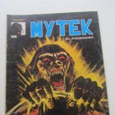 Cómics: MYTEK EL PODEROSO - ELECTROCUTADO - N° 5 - VERTICE MUCHOS MAS A AL VENTA, MIRA TUS FALTAS E5. Lote 213401888