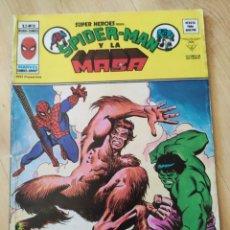 Cómics: SUPER HÉROES VOLL.2 Nº 72. SPIDERMAN Y LA MASA. VERTICE. Lote 213452678