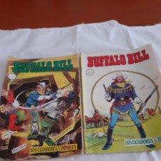Cómics: BUFFALO BILL VERTICE N 1 Y 2. Lote 213486122