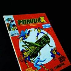 Cómics: CASI EXCELENTE ESTADO LA PATRULLA X 11 VERTICE TACO. Lote 213530123