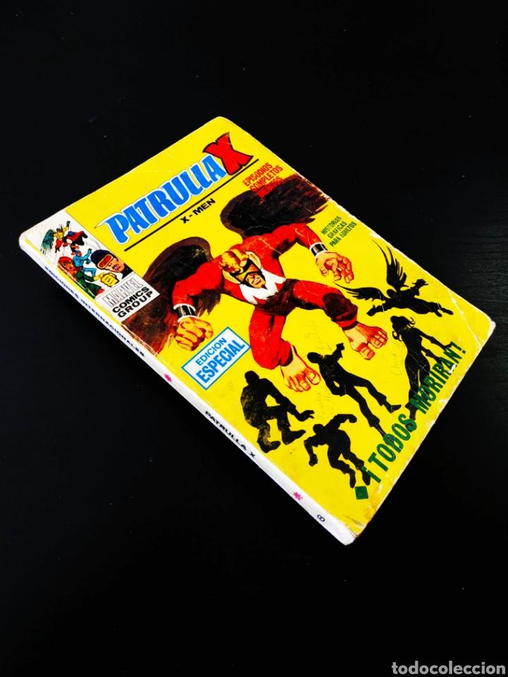 PATRULLA X 8 NORMAL ESTADO VERTICE TACO (Tebeos y Comics - Vértice - Patrulla X)