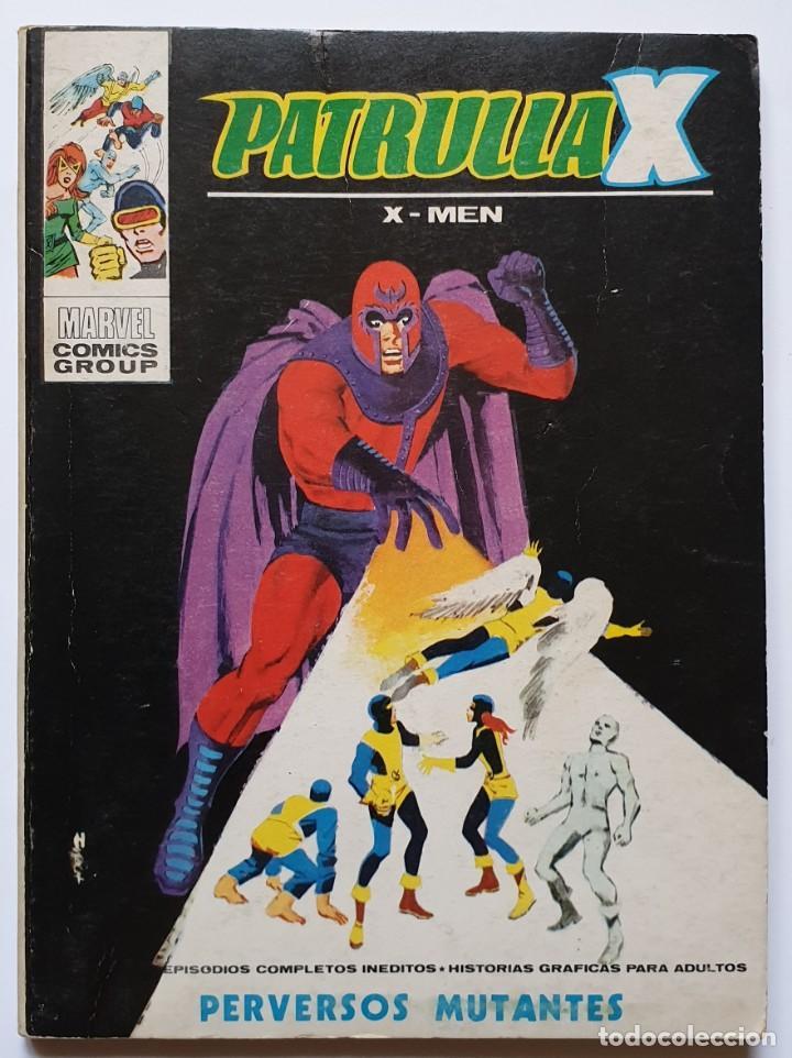 LA PATRULLA X Nº 2. VOL. 1 VERTICE (Tebeos y Comics - Vértice - Patrulla X)