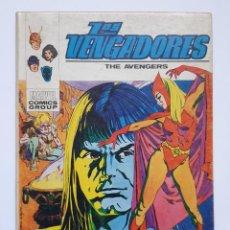 Cómics: LOS VENGADORES Nº 34. VOL. 1 VERTICE. Lote 213587976