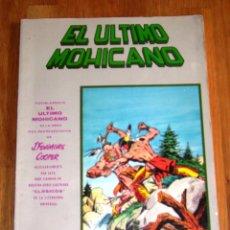 Cómics: EL ÚLTIMO MOHICANO (MUNDI COMICS CLÁSICOS ; 3). Lote 213647957