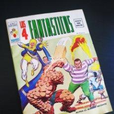 Cómics: LOS 4 FANTASTICOS 7 VOL II VERTICE EXCELENTE ESTADO CON SIGNOS DE HUMEDAD. Lote 213679160
